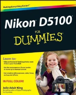 Nikon D5100 for Dummies (Paperback)