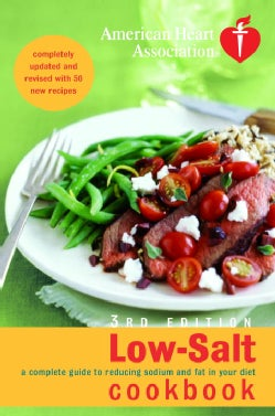 American Heart Association Low-Salt Cookbook