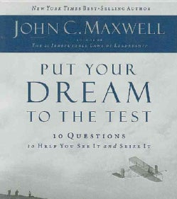 Put Your Dream to the Test (Compact Disc)
