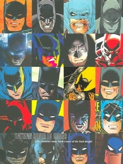 Batman Cover to Cover (Hardcover)