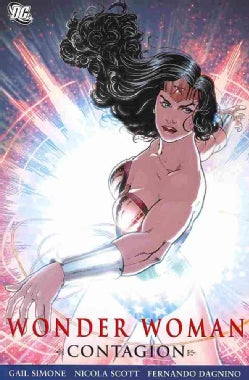 Wonder Woman: Contagion (Paperback)