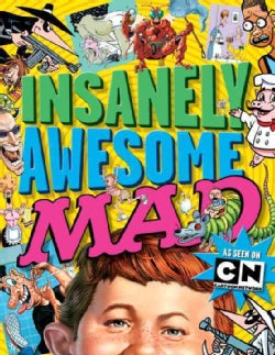 Insanely Awesome Mad (Paperback)