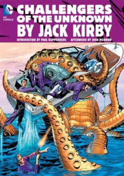 Challengers of the Unknown by Jack Kirby (Hardcover)