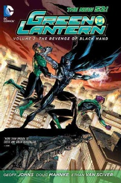 Green Lantern 2: The Revenge of the Black Hand (Hardcover)