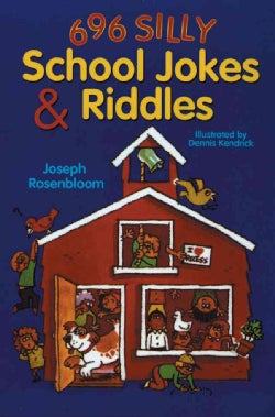 696 Silly School Jokes & Riddles (Paperback)