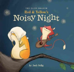 Red & Yellow's Noisy Night (Hardcover)