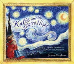 Katie and the Starry Night (Paperback)