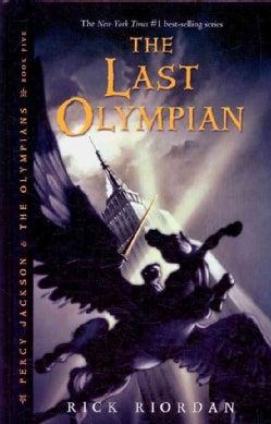 The Last Olympian (Hardcover)