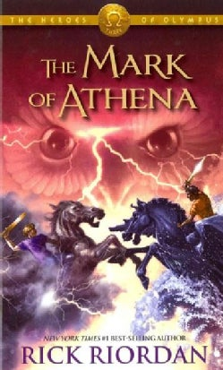 The Mark of Athena (Hardcover)