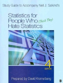 Statistics for People Who (Think They) Hate Statistics (Paperback)