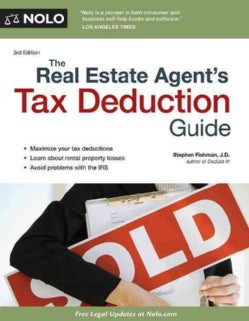 The Real Estate Agent's Tax Deduction Guide (Paperback)