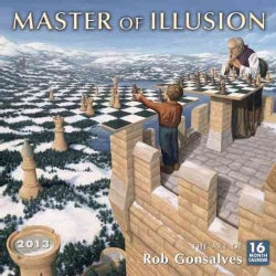 Master of Illusion 2013 Calendar (Calendar)