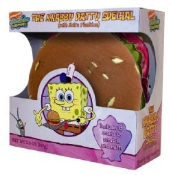 The Krabby Patty Special: With Extra Plankton (Hardcover)