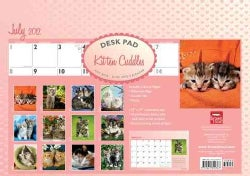 Kitten Cuddles July 2012-June 2013 Calendar
