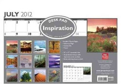Inspiration July 2012-June 2013 Calendar