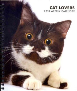 Cat Lovers 2013 Calendar (Calendar)