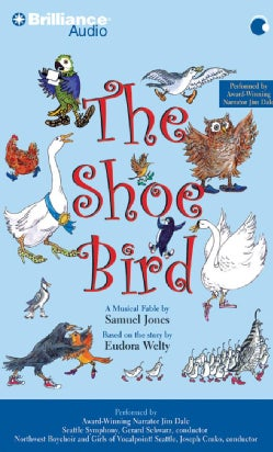 The Shoe Bird(UnabrID,ENUMIDged - CD-Audio)