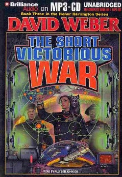 The Short Victorious War (MP3 CD)