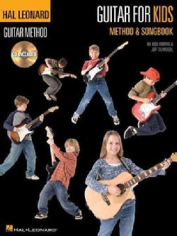 Guitar for Kids Method and Songbook: Method & Songbook