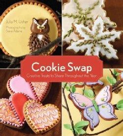Cookie Swap: Creative Treats to Share Throughout the Year (Paperback)