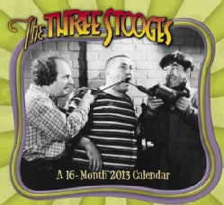 The Three Stooges 2013 Calendar