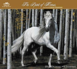 The Spirit of Horses with Scripture 2014 Calendar (Calendar)