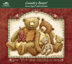 Country Bears 2014 Calendar (Calendar)