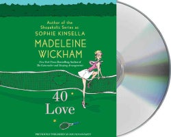 40 Love (CD-Audio)