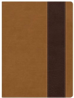 Holman Study Bible: New King James Version, Suede/Chocolate, Leathertouch (Paperback)