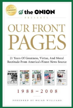 Our Front Pages (Hardcover)