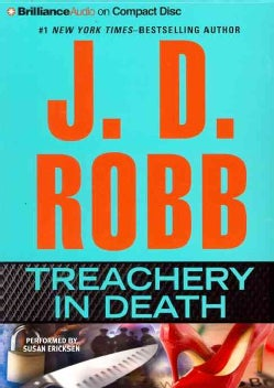Treachery in Death (CD-Audio)