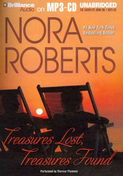 Treasures Lost, Treasures Found (CD-Audio)
