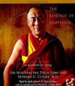 The Essence of Happiness: A Guidebook for Living (CD-Audio)