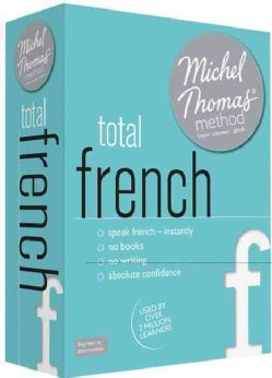 Total French: Beginner to Intermediate (CD-Audio)