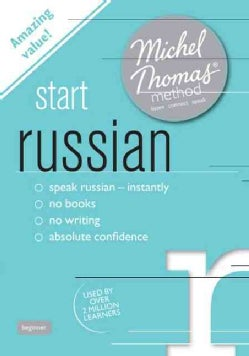 Michel Thomas Method Start Russian: Beginner (CD-Audio)
