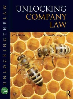 Unlocking Company Law (Paperback)