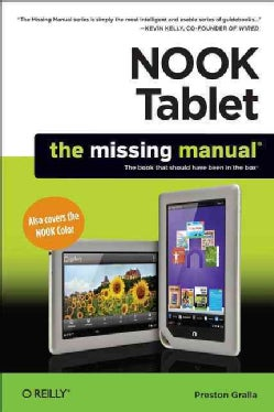 Missing Manual:NOOK Tablet:The Missing Manual