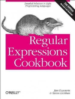 Regular Expressions Cookbook (Paperback)