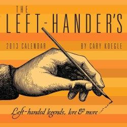 The Left-Hander's 2013 Calendar