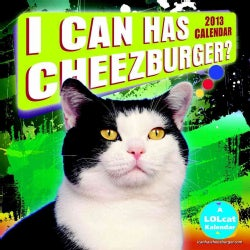 I Can Has Cheezburger? 2013 Calendar