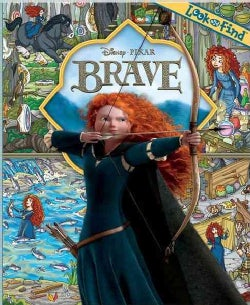 Look and Find Brave (Hardcover)