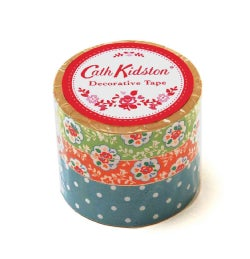 Cath Kidston Decorative Tape (Novelty book)