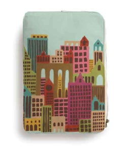 Sukie Cityscape iPad Sleeve (Novelty book)