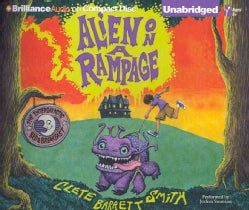 Alien on a Rampage (CD-Audio)