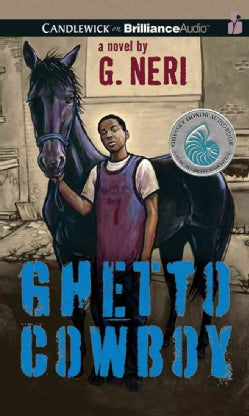 Ghetto Cowboy (CD-Audio)