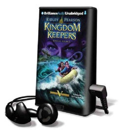Kingdom Keepers: Shell Game: Library Edition (Pre-recorded digital audio player)