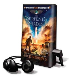 The Serpent's Shadow (Pre-recorded digital audio player)