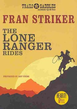 The Lone Ranger Rides (CD-Audio)