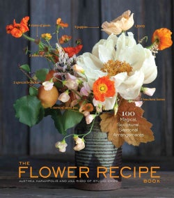 The Flower Recipe Book (Hardcover)