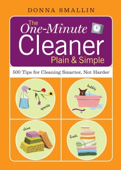 The One-Minute Cleaner: Plain & Simple (Paperback)